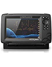 Lowrance Hook Reveal 7 83/200 HDI Row