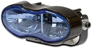 Motorrad Doppel Scheinwerfer, Fern  und Nebelscheinwerfer, 2 x H3 12V / 55W, E geprüft