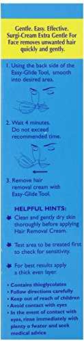 Surgi-Cream Hair Remover Review