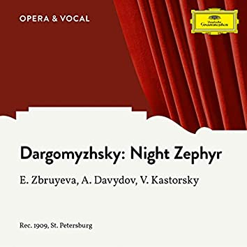 Dargomyzhsky: Night Zephyr (Sung in Russian)