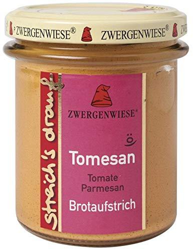 Zwergenwiese Bio streichs drauf Tomesan (6 x 160 gr)