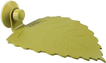 Turtle Tank klimplatform Creative klimstandaard Turtle Leaf Shaped Platform (maat L) Dierenbenodigdheden.
