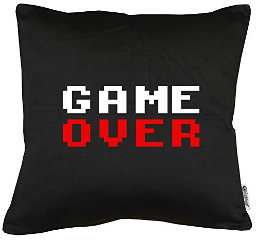 TShirt-People Game Over - Cojín con relleno (40 x 40 cm)