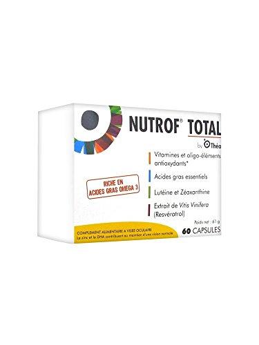 Théa Nutrof Total 60 Capsules