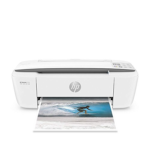 HP DeskJet 3755 Compact All-in-One Wireless Printer, HP Instant Ink & Amazon Dash Replenishment...