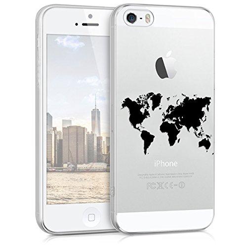 professionnel comparateur Coque Kwmobile compatible avec Apple iPhone Se (1ère Gen 2016) / 5 / 5S – Coque de protection… choix