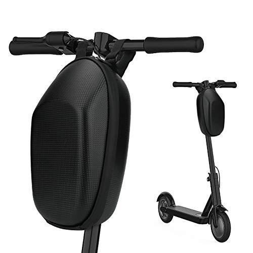 E-More Sac de Trottinette Électrique, 3 L Sacoche Trottinette Electrique Sacoche de Guidon imperméable Sac Avant de Scooter électrique ou vélos pliants, Scooter, vélos d'équilibre, vélos de Montagne