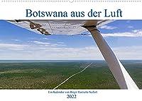 Botswana aus der Luft (Wandkalender 2022 DIN A2 quer): Mit dem Buschflieger durch Botswana. (Monatskalender, 14 Seiten )