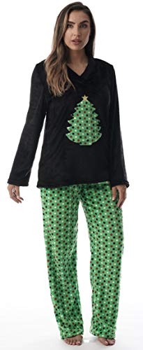 Just Love Plush Christmas Pajama Sets for Women 6742-10308-3X