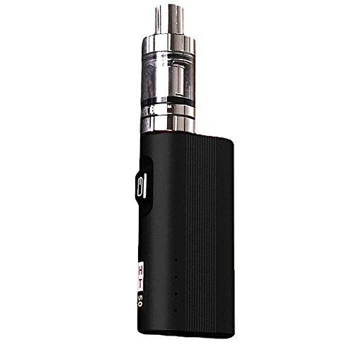Black Friday 2018, Sigaretta Elettronica, Yeleo Trosetry 50W BOX MOD 2200mAh, Atomizzatore Sub Ohm Tank 3ml, 0,5ohm Resistenza Batteria integrata Senza Nicotina
