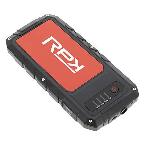 RPK Tragbares Starthilfegerät und Power Bank mit LED-Taschenlampe und 6000mAh/300A