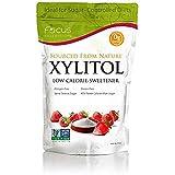 Focus Nutrition, Xyloburst, Sugar-Free, Non-GMO, Gluten-Free Xylitol Low Calorie Sweetener - 5 lb. Ziplock Bag