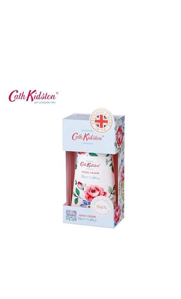 講堂豊富な聖歌キャスキッドソン(Cath Kidston)☆ハンドクリーム50ml★ワイルドローズ&クインス(Wildrose&Quince)[並行輸入品]