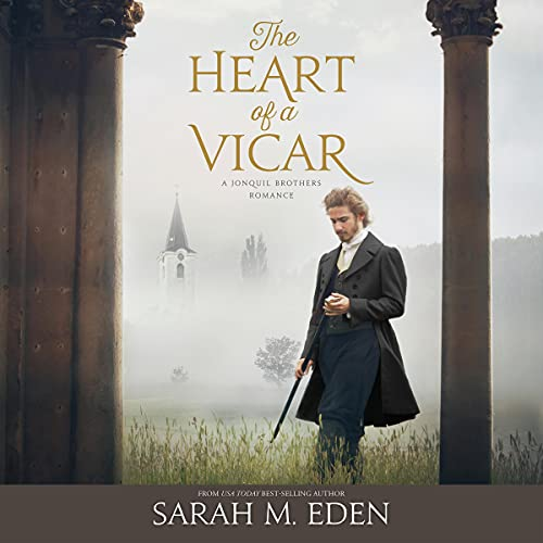 The Heart of a Vicar cover art