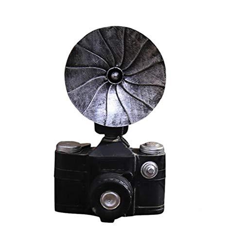 Vosarea - Cámara de Fotos Retro con Adorno grabadora de vídeo para Accesorios de Fotos