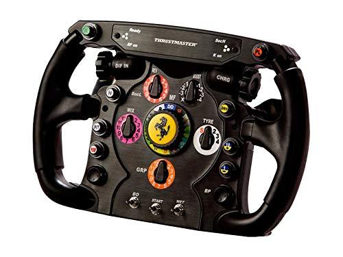 ThrustMaster Ferrari F1 Wheel Add-On + T.Racing Scuderia Ferrari Edition Volante PC Analógico/Digital USB Negro, Rojo...