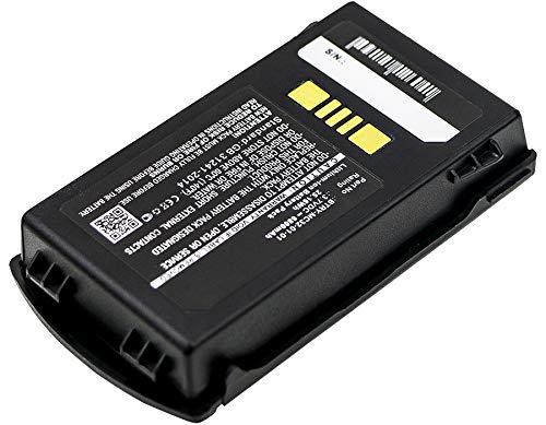subtel® Akku BTRY-MC32-01-01 kompatibel mit Motorola Symbol MC3200, MC32N0, MC32N0-S, kompatibel mit Zebra MC3200, MC32N0, MC32N0-S, MC3300 Ersatzakku 6800mAh Batterie