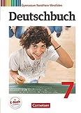 Deutschbuch 7. Schuljahr Gymnasium Nordrhein-Westfalen. Schülerbuch