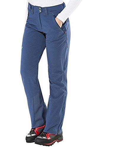 Salewa SESVENNA Freak DST W PNT Pantalon Bleu 48/42 Femme