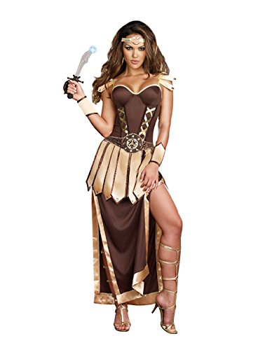 Dreamgirl Remember The Trojans Warrior Gladiator Costume