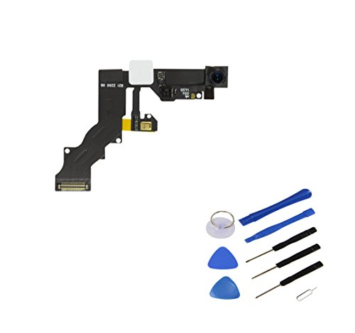 '  RM per iPhone 6Plus/6+ 5,5+ fotocamera anteriore cavo flex sensore di luce di prossimità di ricambio + strumento Set   RM