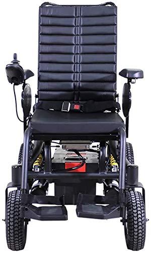 YANJ Motorisierte Rollstuhl/Folding Elektro-Rollstühle, Faltbarer Stuhl Electric, Folding Leichte Elektro-Rollstuhl