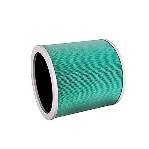 LFOZ El Filtro de Aire es Adecuado para el Filtro de Filtro de Filtro de Ventilador de purificador de Aire Dyson TP00 / TP03 / TP02 / AM11 Filtro de purificador de Aire Accesorios de reemplazo