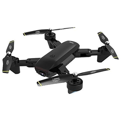 Zantec SG700-S RC Quadrocopter mit Kamera 1080P Wifi FPV faltbar Selfie Drohne Black