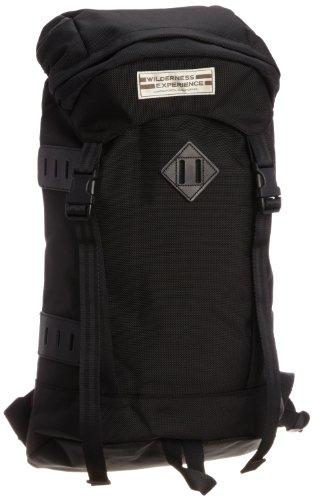 [ウィルダネスエクスペリエンス] リュックサック Better alpine  頑丈モデル 783909 Black
