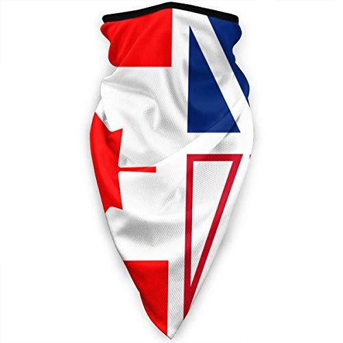 Mathillda Fundamentova en Labrador vlag Canada-masker Gamas halsdoek bivakmuts