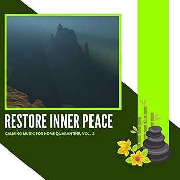 Restore Inner Peace - Calming Music For Home Quarantine, Vol. 3