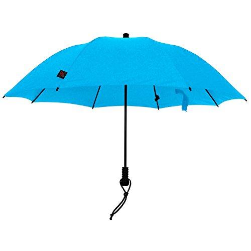 Unbekannt Euroschirm Swing liteflex Regenschirm, eisblau