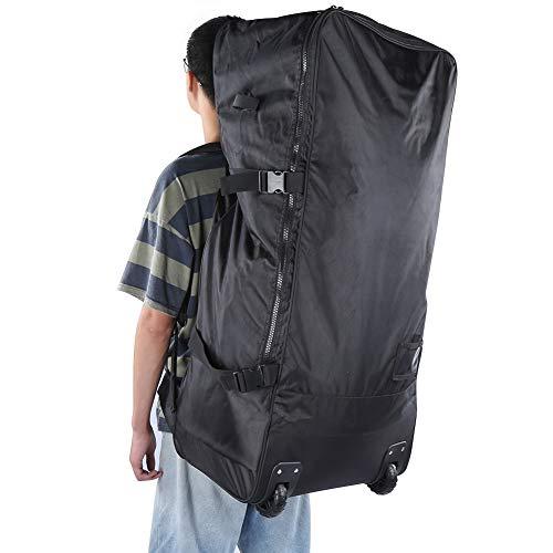 Cómoda bolsa de kayak de tabla de surf, rack suave permeabilidad al aire disipación de calor poliéster hecho