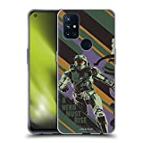 Head Case Designs Officially Licensed Xbox Game Studios Halo Infinite Believe 20th Anniversary Soft Gel Case Compatible with OnePlus Nord N10 5G
