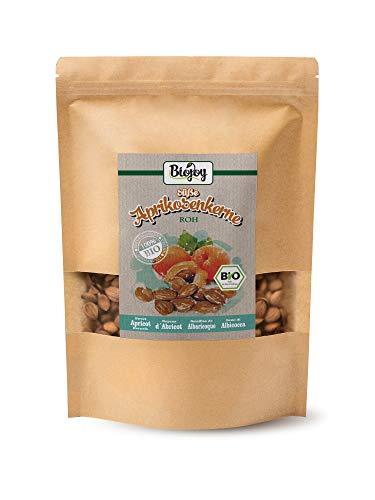 Biojoy Dolci noccioli di Albicocca BIO noccioli interi (1 kg)