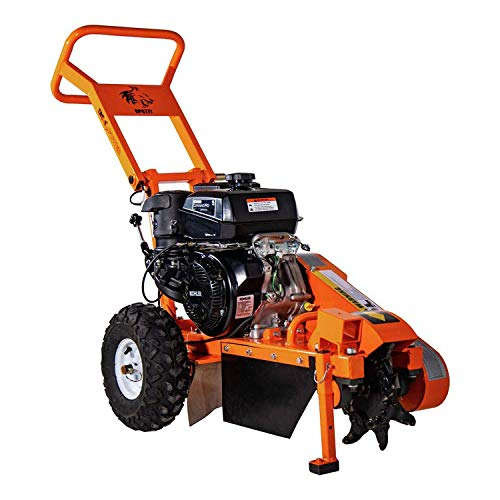 DK2 Power Gas Powered Certified Commercial Frame Stump Grinder Power Tool with 14HP Kohler Motor and...