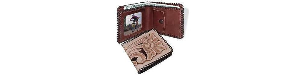 Tandy Leather Lancer Billfold Kit 4070-00