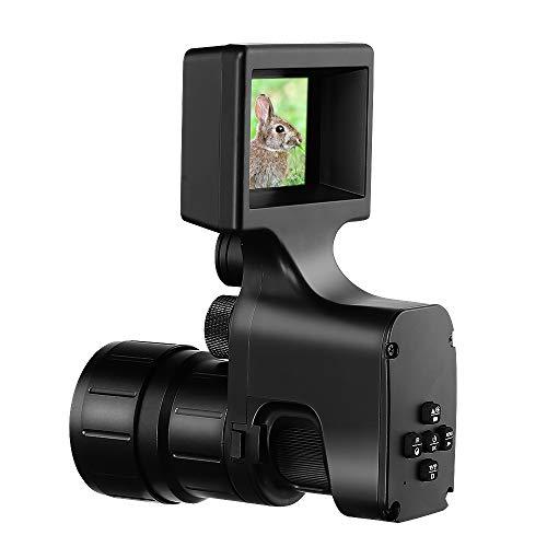Elikliv Night Vision Sight,Digital Night Vision Rifle Scope Camera Recorder...