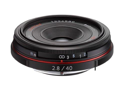 Pentax HD Pentax-DA - Lente F2.8 edición Limitada (40 mm)