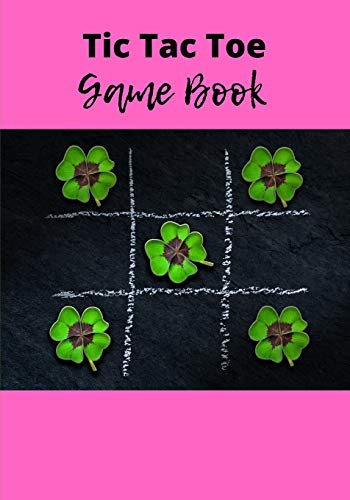 tic tac toe game: Novelty Line Notebook / Journal To Novelty Line In Perfect Gift Item ( 7x10 inches) For Kids And Adults.
