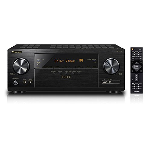 Pioneer VSX-LX103 Elite 7.2 Channel Network A V Receiver Black