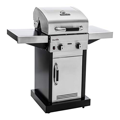 41gUGhvasEL. SS500  - Char-Broil Performance Series™  220B - 2 Burner Gas Barbecue Grill with  TRU-Infrared™ technology, Black Finish.