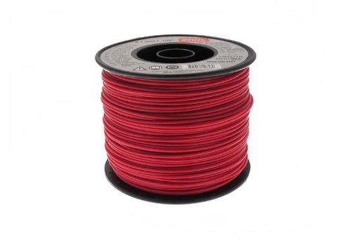 Stihl 0000 930 2227 2227-Carrete de manguera neumática (2,7mm x 215 m, 1,4 kg), color rojo, 2.7mm