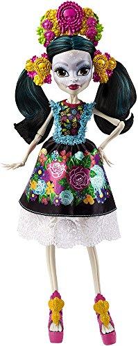 Monster High DPH48 Skelita Calaveras Collector Puppe Mattel DPH48-Skelita
