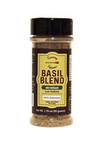 BASIL BLEND FOR BEEF CHICKEN NO SUGAR SEAFOOD SIDE Ranking TOP18 Spasm price DISHES