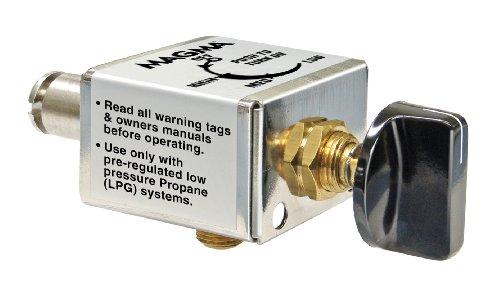 MAGMA A10-220CE Válvula de Control de Baja presión Tipo 3 LPG con Manguera de 6 y 8 mm