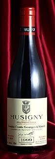 ミュジニー V,V Musigny Vieilles Vignes [1999] 750ml コント ジョルジュ ド ヴォギュエ Comtes Georges de Vogue
