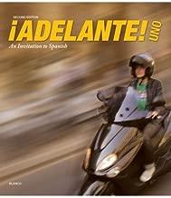 adelante uno 2nd edition