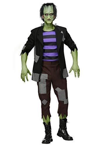 Frankenstein's Monster Costume for Men X-Large