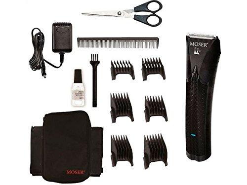 Mosser Trend Cut Hair - Tagliacapelli + barba con borsa per il trasporto